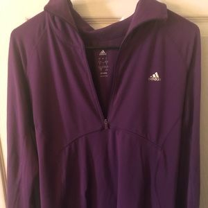 Adidas work out sweat shirt